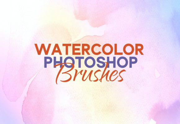 30+ Amazing Watercolor Photoshop Brushes
