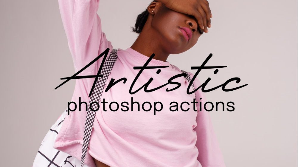 20+ Vibrant and Artistic Photoshop Actions