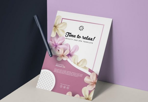 30+ Beauty Salon Flyer Templates