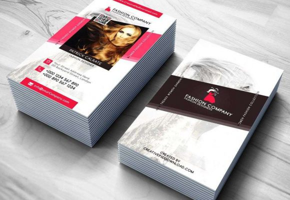 20+ Brilliant Fashion Business Card Templates