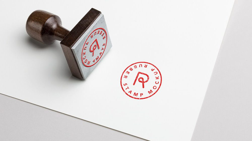 25+ Best Rubber Stamp PSD Mockup Templates