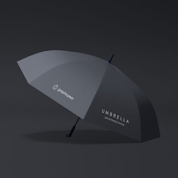 18+ Stylish Umbrella Mockup Templates